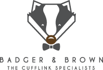 Badger and Brown - Cufflink Specialists